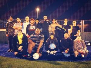 MYF Football Team