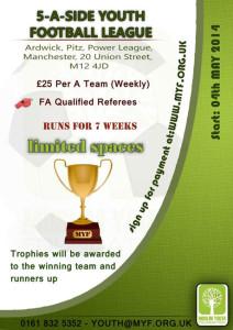 MYF Football League